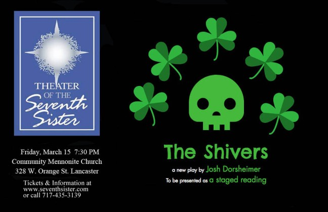 The Shivers with Logo